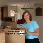 Moving and Downsizing organization services