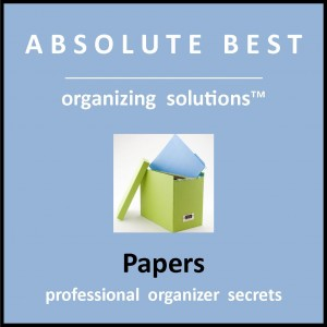 Organize Your Papers logo
