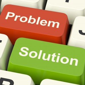 Solutions to Problems from The Organizing Store