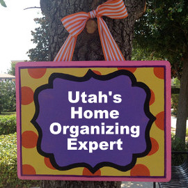Sign - Utah Home Organizing Expert