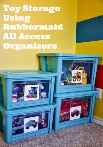teach children to organize