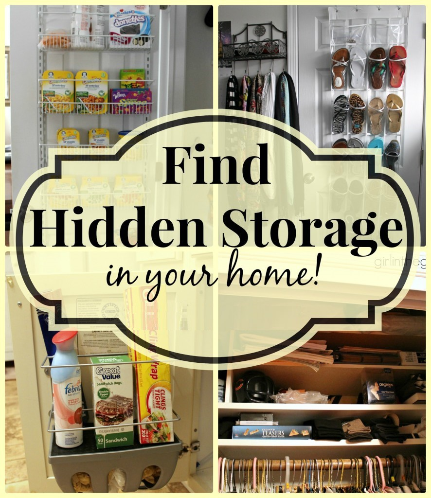 Find Hidden-Storage