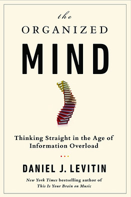 Book - The Organized Mind